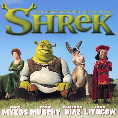 Shrek Soundtrack CD. Shrek Soundtrack