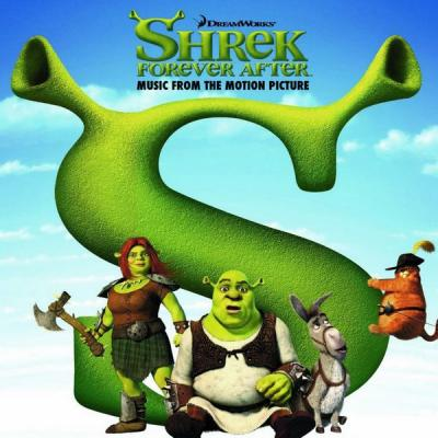 Shrek Forever After Soundtrack CD. Shrek Forever After Soundtrack