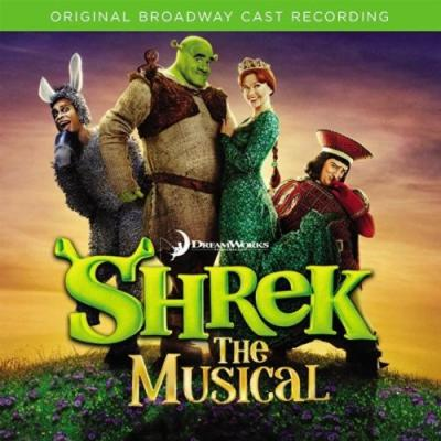 Shrek: The Musical Soundtrack CD. Shrek: The Musical Soundtrack