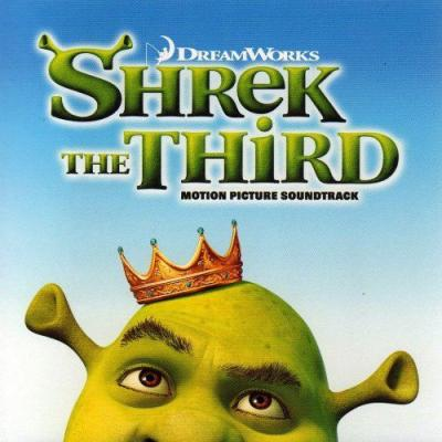 Shrek The Third Soundtrack CD. Shrek The Third Soundtrack
