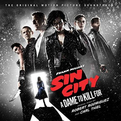 Sin City 2: A Dame to Kill For Soundtrack CD. Sin City 2: A Dame to Kill For Soundtrack Soundtrack lyrics