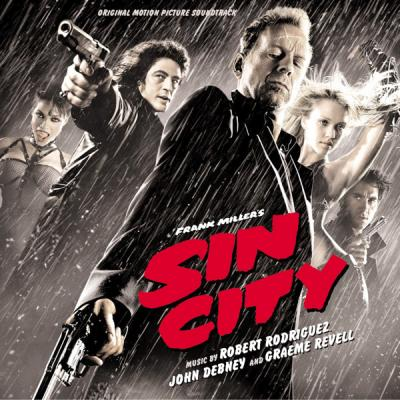 Sin City Soundtrack CD. Sin City Soundtrack