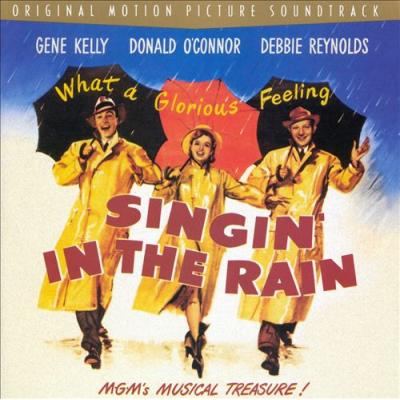 Singin' in the Rain Soundtrack CD. Singin' in the Rain Soundtrack