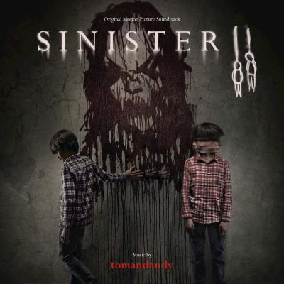 Sinister 2 Soundtrack CD. Sinister 2 Soundtrack