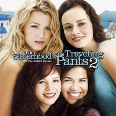 Sisterhood Of The Traveling Pants 2 Soundtrack CD. Sisterhood Of The Traveling Pants 2 Soundtrack