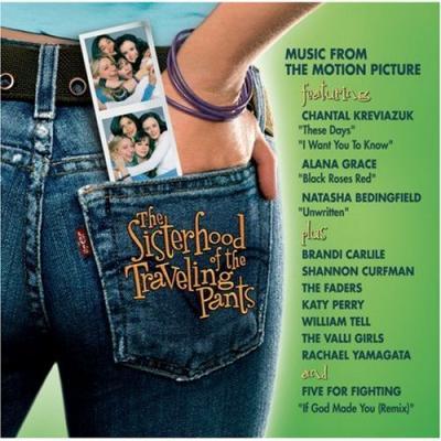 Sisterhood Of The Traveling Pants Soundtrack CD. Sisterhood Of The Traveling Pants Soundtrack