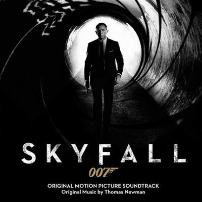 Skyfall Soundtrack CD. Skyfall Soundtrack