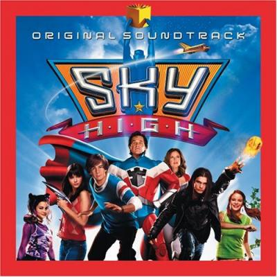 Sky High Soundtrack CD. Sky High Soundtrack