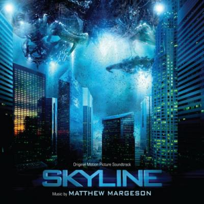 Skyline Soundtrack CD. Skyline Soundtrack