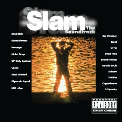 Slam Soundtrack CD. Slam Soundtrack