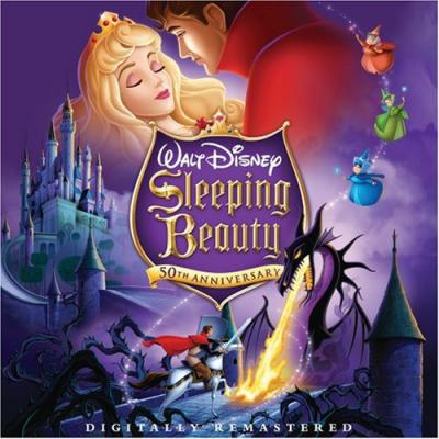 Sleeping Beauty Soundtrack CD. Sleeping Beauty Soundtrack