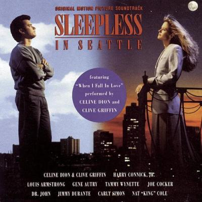 Sleepless In Seattle Soundtrack CD. Sleepless In Seattle Soundtrack