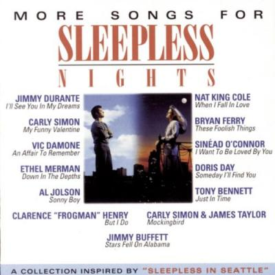 Sleepless Nights: More Songs Soundtrack CD. Sleepless Nights: More Songs Soundtrack