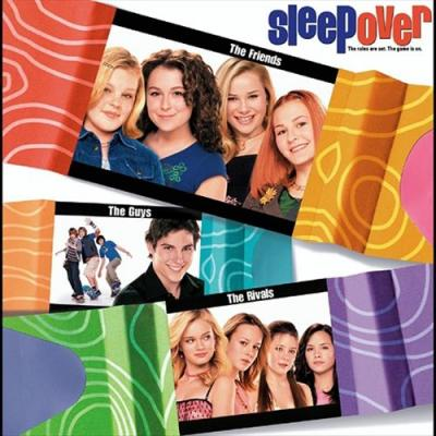 Sleepover Soundtrack CD. Sleepover Soundtrack