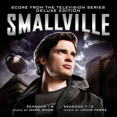 Smallville Soundtrack CD. Smallville Soundtrack