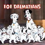 101 Dalmations Soundtrack CD. 101 Dalmations Soundtrack