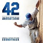 42 Soundtrack CD. 42 Soundtrack