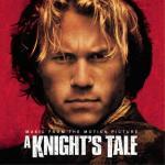 A Knight's Tale Soundtrack CD. A Knight's Tale Soundtrack