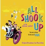All Shook Up Soundtrack CD. All Shook Up Soundtrack