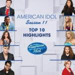 American Idol Season 11: Top 10 Highlights Soundtrack CD. American Idol Season 11: Top 10 Highlights Soundtrack