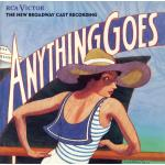 Anything Goes Soundtrack CD. Anything Goes Soundtrack