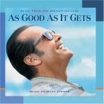As Good As It Gets Soundtrack CD. As Good As It Gets Soundtrack