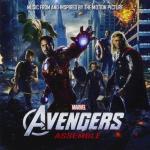 Avengers Assemble Soundtrack CD. Avengers Assemble Soundtrack