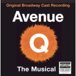 Avenue Q Soundtrack CD. Avenue Q Soundtrack