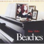 Beaches Soundtrack CD. Beaches Soundtrack