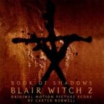 Blair Witch 2: Book of Shadows Soundtrack CD. Blair Witch 2: Book of Shadows Soundtrack