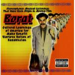 Borat Soundtrack CD. Borat Soundtrack