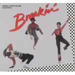 Breakin' Soundtrack CD. Breakin' Soundtrack