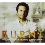 Burnt Soundtrack CD. Burnt Soundtrack