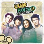 Camp Rock 2: The Final Jam Soundtrack CD. Camp Rock 2: The Final Jam Soundtrack
