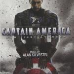 Captain America: The First Avenger Soundtrack CD. Captain America: The First Avenger Soundtrack
