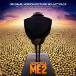Despicable Me 2 Soundtrack CD. Despicable Me 2 Soundtrack