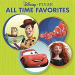 Disney-Pixar All Time Favorites Soundtrack CD. Disney-Pixar All Time Favorites Soundtrack