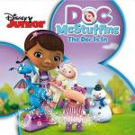 Doc McStuffins: The Doc Is In Soundtrack CD. Doc McStuffins: The Doc Is In Soundtrack
