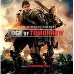 Edge of Tomorrow Soundtrack CD. Edge of Tomorrow Soundtrack