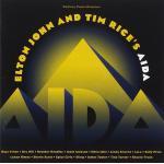 Elton John and Tim Rice's Aida Soundtrack CD. Elton John and Tim Rice's Aida Soundtrack
