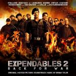 Expendables 2, The Soundtrack CD. Expendables 2, The Soundtrack