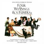 Four Weddings & a Funeral Soundtrack CD. Four Weddings & a Funeral Soundtrack