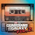 Guardians of the Galaxy Vol. 2 Soundtrack CD. Guardians of the Galaxy Vol. 2 Soundtrack