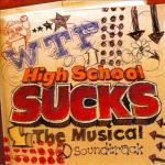 High School Sucks Soundtrack CD. High School Sucks Soundtrack