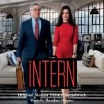 Intern Soundtrack CD. Intern Soundtrack