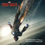 Iron Man 3: Heroes Fall Soundtrack CD. Iron Man 3: Heroes Fall Soundtrack