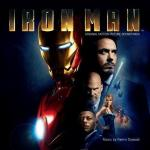 Iron Man Soundtrack CD. Iron Man Soundtrack