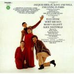 Jacques Brel is Alive and Well and Living in Paris Soundtrack CD. Jacques Brel is Alive and Well and Living in Paris Soundtrack