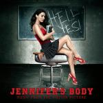 Jennifer's Body Soundtrack CD. Jennifer's Body Soundtrack