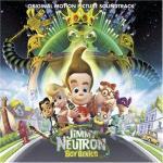 Jimmy Neutron Soundtrack CD. Jimmy Neutron Soundtrack